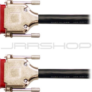 Mogami Gold DB25 to DB25 Analog Interface Cable - 25ft.