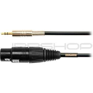 Mogami Gold XLRF-Mini-018 Adaptor Cable - 1.5ft