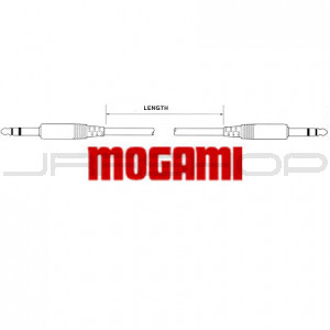 Mogami Puroflex I Patch Cable - TRS to TRS Stereo - 1ft to 20ft