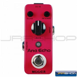 Mooer Ana Echo - Analog Delay Micro Pedal