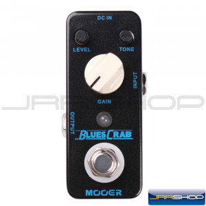Mooer Blues Crab - Classic Blues Overdrive