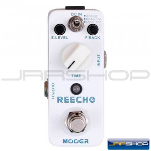 Mooer Reecho - Digital Delay Pedal