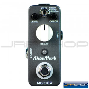 Mooer ShimVerb - Digital Reverb Micro Pedal
