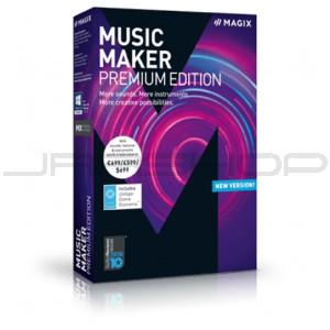 JRRshop com | Magix Music Maker 2019 Premium Edition