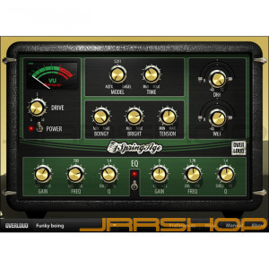 Overloud SpringAge Spring Reverb - Download License
