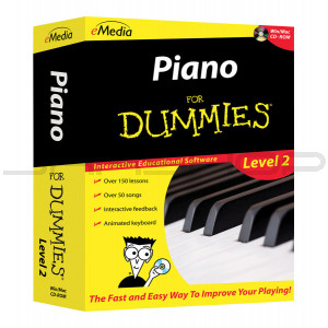 JRRshop com | eMedia Music Piano for Dummies 2