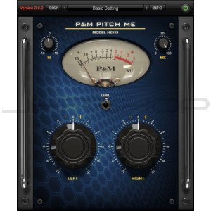 JRRshop com | Plug & Mix Pitch Me Dual Pitch Shifter Plugin