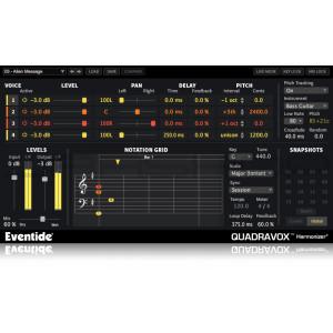 JRRshop com   Eventide Quadravox Harmonizer Plugin