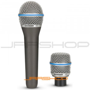 Samson CS Series Mic Capsule Select Microphone