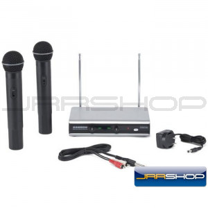 Samson Stage 266 Dual Handheld Wireless System