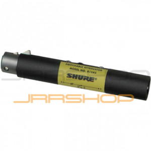 Shure A15AS Switchable In-Line Attenuator