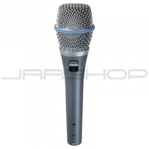 Shure Beta 87A Vocal Mic