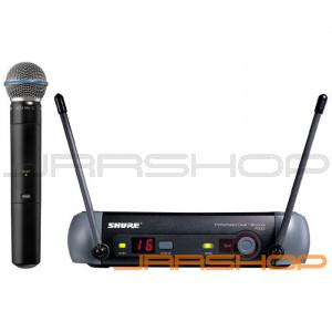 Shure PGX24/BETA58 Wireless System