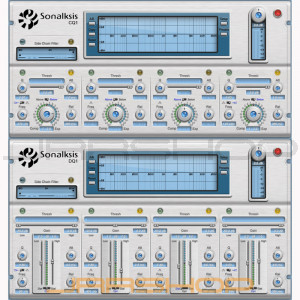 Sonalksis Multi-band Dynamics Bundle - Download License
