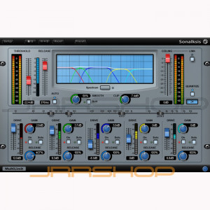 Sonalksis MultiLimit Multiband Limiter - Download License