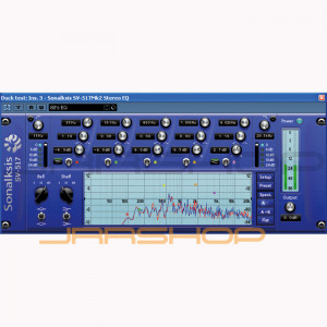 Sonalksis SV-517 Equalizer - Download License