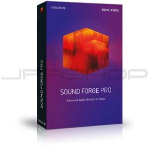 JRRshop com | Magix Sound Forge Pro 12