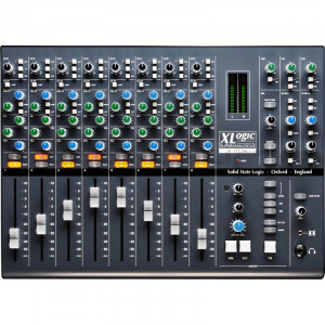 SSL X-Desk 8-Channel Dual Input Mixer