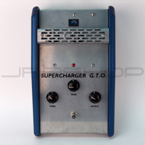 Soldano Supercharger GTO Tube Overdrive Pedal - Used