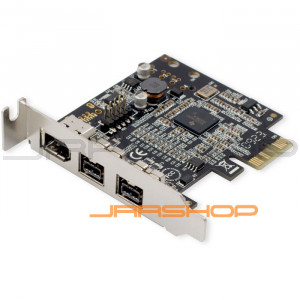 SYBA SD-PEX30009 PCIe Firewire Adapter with TI Chipset