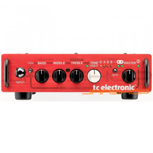 TC Electronic BH250 Bass Amp Head