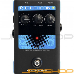 TC Electronic TC-Helicon VoiceTone Single C1 HardTune & Correction