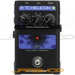 TC Electronic TC-Helicon VoiceTone Single H1 Intelligent Harmony