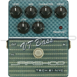 Tech 21 VT Bass v2 SansAmp Bass Pedal