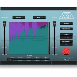 JRRshop com   Boz Digital Labs The Wall Dual Limiter Plugin