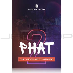 JRRshop com | UJAM Instruments Virtual Drummer PHAT Plugin