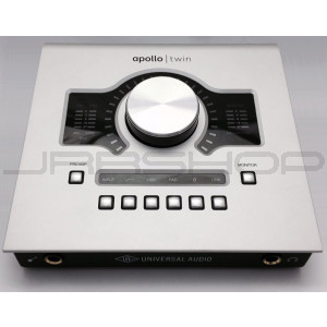 JRRshop com | Universal Audio Apollo Twin Duo