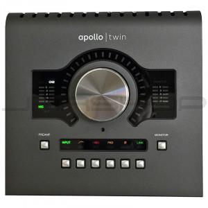 JRRshop com | Universal Audio Apollo Twin Quad MkII Trade-In