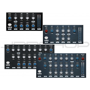 URS Classic Console EQ Bundle 2.5 TDM - Download License
