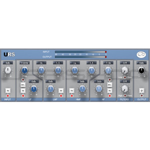 URS Classic Console S and S-MIX EQ TDM - Download License
