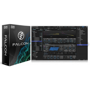 JRRshop com   UVI Falcon V1 1 Creative Hybrid Instrument Plugin