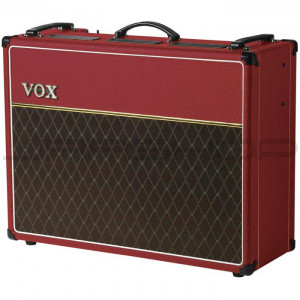 Vox AC30C2RD Tube Combo Amp - Red