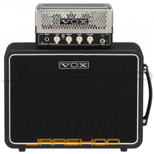 Vox NT2HSET Lil Night Train Guitar Amp Bundle