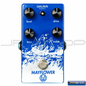 Walrus Mayflower Overdrive Pedal