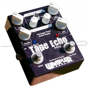 Wampler Pedals Tap Tempo Faux Tape Echo
