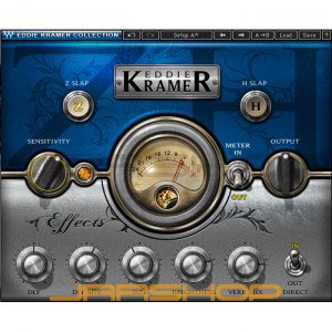 Waves Eddie Kramer Effects Channel Native - Download License