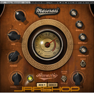 Waves Maserati ACG Native - Download License