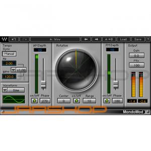 Waves MondoMod Native - Download License
