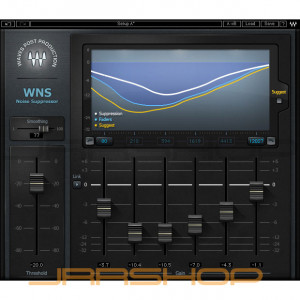Waves WNS Waves Noise Suppressor Native - Download License