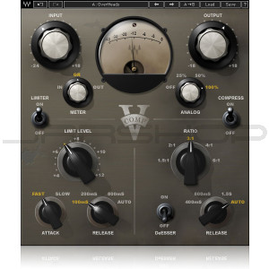Waves V-Comp Native - Download License