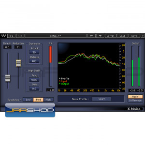 Waves X-Noise Native - Download License