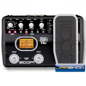 Zoom G2.1Nu USB Guitar Effects Pedal