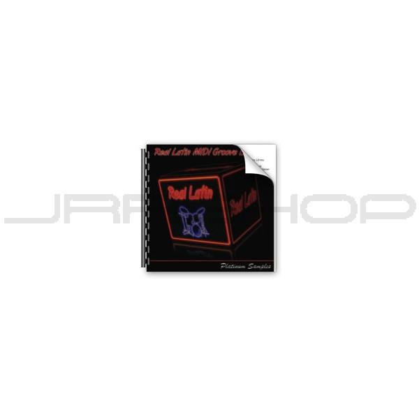 JRRshop com | Platinum Samples Real Latin MIDI Groove Library
