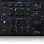 Boz Digital Labs +10db Compressor and Equalizer Bundle