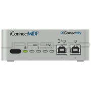 iConnectivity 154860 Iconnect Midi2+ Interface Lightning Edition