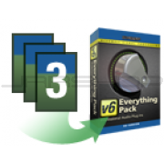 McDSP Upgrade Any 3 HD plug-ins to Everything Pack HD v6.4